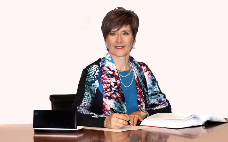 Dr. iur. Margrit Weber-Scherrer