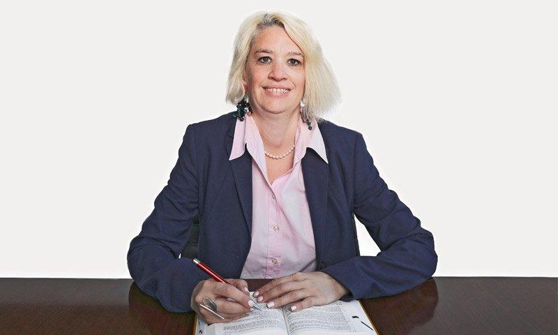 Dr. iur. et lic. oec. Claudia Siebeneck